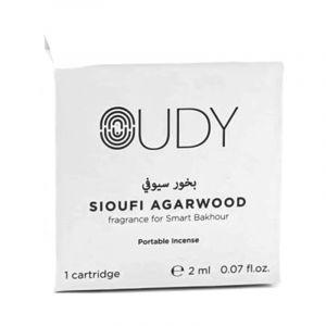 Oudy Sioufi Agarwood Fragrance Cartridge - DEV000.0013