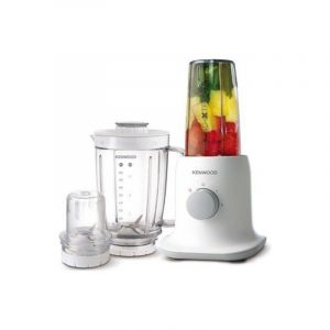 Kenwood Blend Xtract 3-in-1 , 0.8L.T , 350W , White - OWBL237001