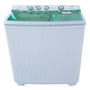 Panasonic Washing Machine Twin Tub ,13kg , White , NA-W1301TLRY