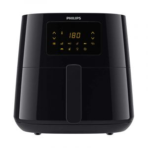 Philips AirFryer 6.2L, 1200g, Digital Control, Black - HD9270/90 - Blackbox