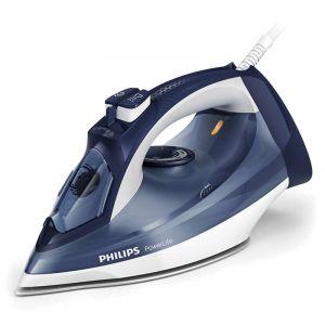 Philips Steam Iron SteamGlide soleplate, 2400 W, 320 ml - GC2994/26 - Blackbox