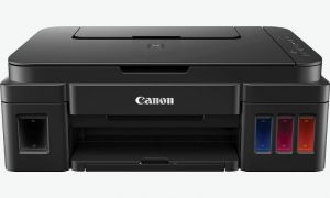CANON PRINTER 4X1,Black andColour,Print+Copy+ Scan+Fax)Wi-Fi+Cloud LinK,B:6000 p ,C:7000 P-PIXMA G4400