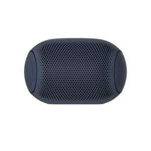 LG XBOOM GO Bluetooth Portable Speaker, with Meridian, Black - PL2