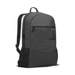 Promate Backbag for Laptop with secure Feature Black - ALPHA-BP.BLACK.blackbox