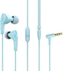 Promate Sporty In-Ear Earphones with Microphone Green - MEDLEY-1.GREEN.blackbox