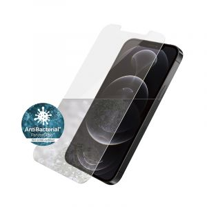 "PanzerGlass iPhone 12 6.1"" Standard Fit screen- Antibacterial"