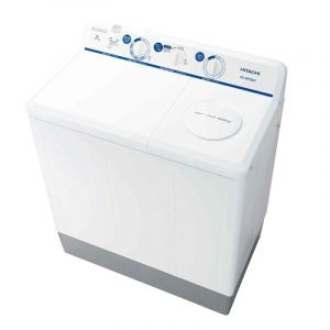 Hitachi Twin Tub Washing Machine ,7 Kg , White - PS-997BJ