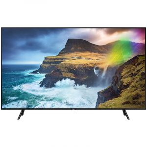 Samsung QLED TV 55 inch ,4 K, Smart ,BLACK - QA55Q70RARXUM