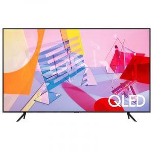 Samsung TV 65 inch QLED , 4K ,Smart , QUANTUM HDR , Black - QA65Q60TAUXUM