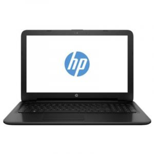 "HP LAPTOP CEL N3060, 15.6"", 4 GB RAM, 500 GB HDD, DOS,  JET BLACK - ra009nx"