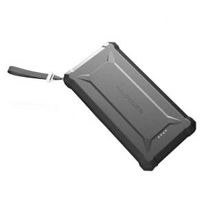 RAVPower 10050Mah 18W PD, QC 3.0 ,Waterproof Portable Charger,GRAY - RP-PB096