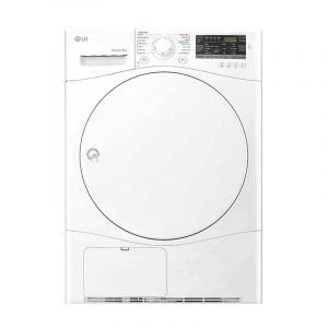 LG Dryer 7Kg Condensing Type , Sensor Dry, White Color, Smart Diagnosis - RC7066A1F