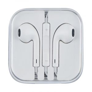 Roxxon High Definition Earphone, White - RE-0543