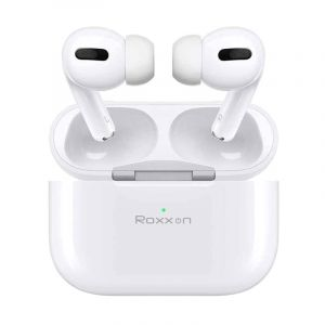 Roxxon Wireless Airbuds, White - A-1 - Blackbox