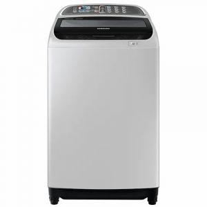 Samsung  Top Loading Washing Machine 10KG, Dryer 75%, Silver- WA10J5730SG1