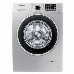 Samsung 9kg Front Load Washing Machine , Silver - WW90J5260GS - Blackbox