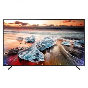 تلفزيون سامسونج 98 بوصة كيو ال اي دي, 8 كيه, أسود - QA98Q900RBRXUM - الصندوق الاسود
