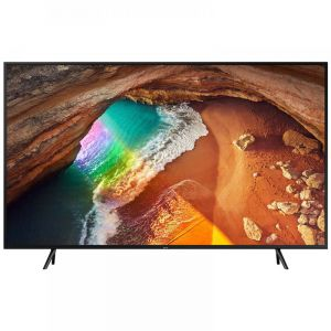 تلفزيون سامسونج مقاس 75 بوصة , كيو ال اي دي , واي فاي, 4 كيه , اسود - QA75Q60RARXUM