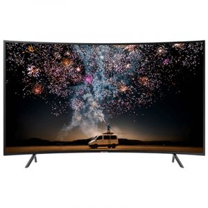 Samsung 55 inch, UHD 4K, Curved, Smart TV, Series 7 - UA55RU7300RXUM
