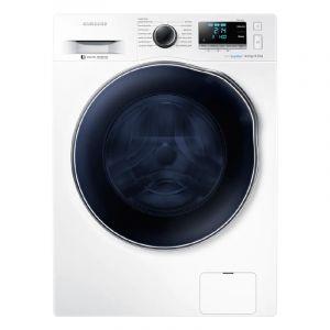 Samsung Washing Machine 8KG, 6KG Dryer100%, FrontLoad, White - WD80J6410AW