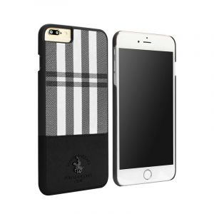 Polo Apple PlaideiPhone 7/8 Midnight Reverie - SB-IP7SPPLA-BLK