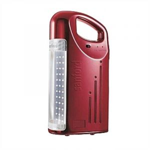 Sanford Rechargeable Emergency Lantern, 24 Pieces  BS RED - SF2716EL