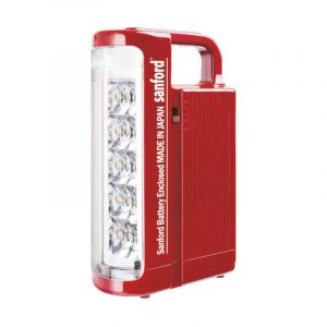 Sanford Rechargeable Emergency Lantern, 15 Pieces BS RED - SF4721EL