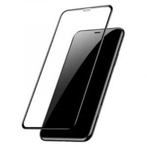Baseus Screen Protector For iPhone XR Black - SGAPIPH61-PE01