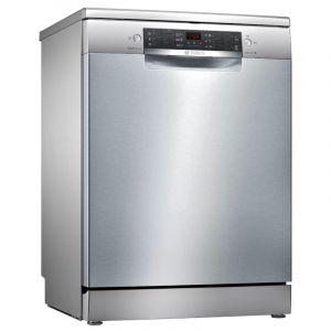 Bosch Dishwasher 4 Programs , 13 Place Setting ,Turkey, Silver - SMS46NI10M