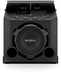 سوني هاى فاى سماعة اللاسلكية في الهواء الطلق, أسود - GTK-PG10