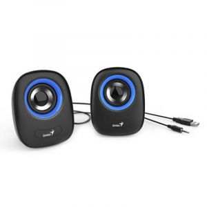 Genius Computer Speakers USB Power , Blue - SP–Q160