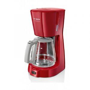 بوش ماكينة صنع القهوه 1.25 لتر, 1100 واط, 15 كوب, احمر - TKA3A034GB