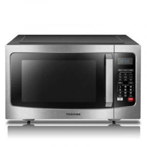 Toshiba Microwave , 42L, 8 preparatory programs ,Digital Control - ML-EG42PBB BS - Blackbox