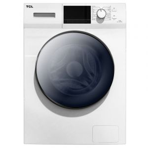 TCL Washing Machine Front Load ,6 kg , Drying 75 % ,White - TWF60-M10303DA03-05