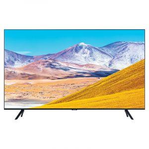 Samsung TV 55 inch, 4K HDR 10 ,Smart , Crystal UHD, Black - UA55TU8000UXUM