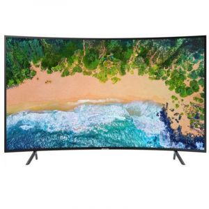 SAMSUNG 65-inch UHD 4K, Smart LED Curved TV - UA65NU7300