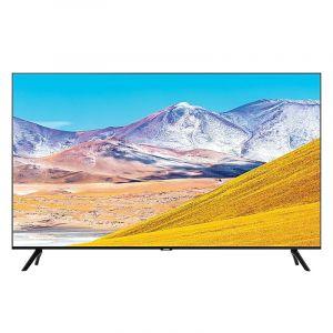 Samsung 2020 TV 82 inch, 4K HDR 10 ,Smart ,Crystal UHD , Series 8 , Black - UA82TU8000UXUM