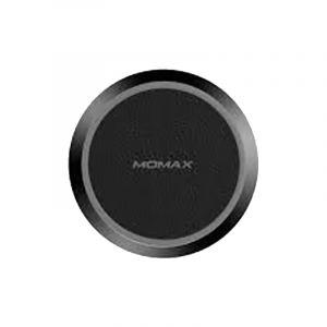 MOMAX Q.Pad Wireless Charger, 10W, Black - UD3D