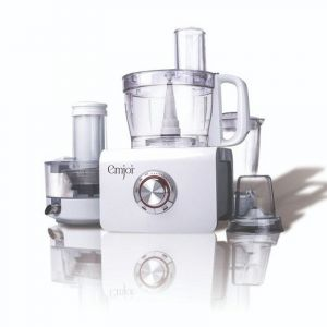 Emjoi Food Processor 1000 Watts, Plastic Material - UEFP-357