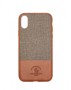 POLO SBPRC Apple Virtuoso iPhone X - BROWN - SB-IPXSPVTS-BRW