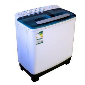 Mando Twin Tub Washing Machine Plus ,10 Kg , White - W120M-TT10KG