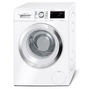 Bosch Automatic Washing Machine ,Front Load,Capacity 9 Kg ,Dry 75 %, Active Oxygen, White - WAT28780SA