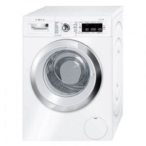 BOSCH Automatic Washing Machine ,Front Load,Capacity 9 Kg ,Dry 75%, 1600 RPM ,i DOS Technology ,White - WAW32660SA