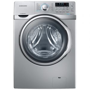 Samsung Washing Machine Automatic, 16 Kg, Front Load, 100% Dryer, 8.5 Kg Dryer, 1000 Cycles, Steel - WD16J7200KS1