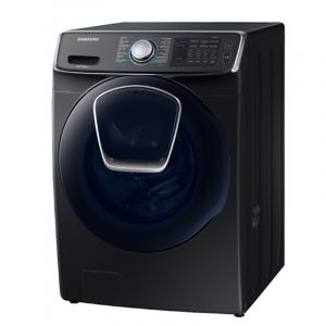 Samsung Washing Machine Front Load 21 kg, Dryer 12kg, 1100 Cycle, DD Motor - WD21N8710KV