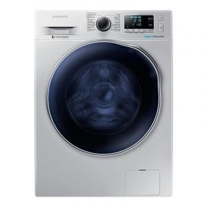Samsung Washing Machine8.5 kg , Front Load,1400 rpm , Silver, WD85J6410AS
