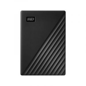 WESTERN DIGITAL HDD WD MY PASSPORT 4TB BLCK NEW - WDBPKJ0040BBK-WESN