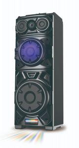 دوتس مكبر صوت 160 ار ام اس , كاريوكى, بلوتوث, -CX-FL910