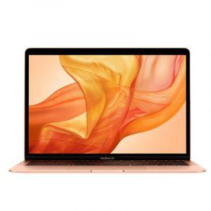 Apple MacBook Air 13 inch, 1.1 GHz dual-core 10th-generation Intel Core i3, 256GB, 8GB RAM, Gold - MWTL2AB/A