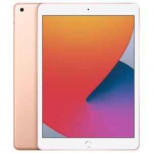 APPLE iPad 8 10.2 inch, 32GB, 3GB RAM, Wi-Fi, 4G, Gold - MYMK2AB/A